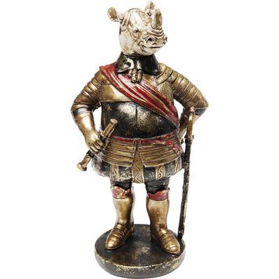 Objeto decorativo Sir Rhino 22cm
