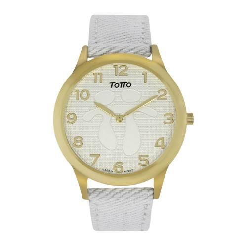 Reloj análogo blanco-blanco 11-2