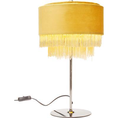 Lámpara mesa Tassel amarillo