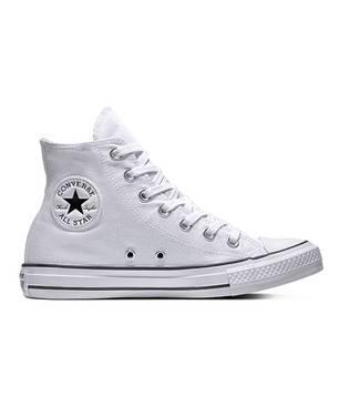Zapatos White-White-Black