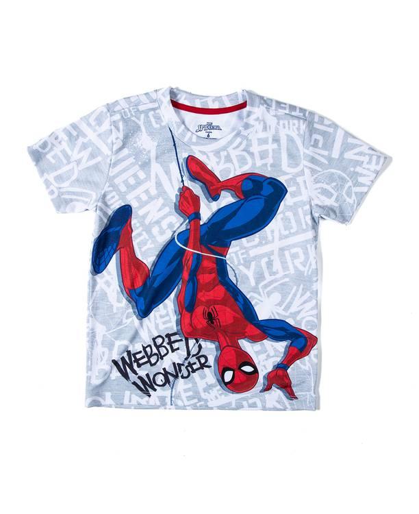 Camiseta Niño Spiderman