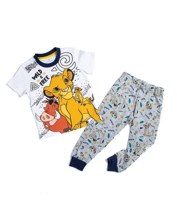 Pijama Caminador Rey Leon