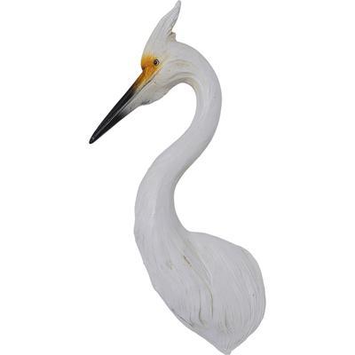 Decoración pared Egret