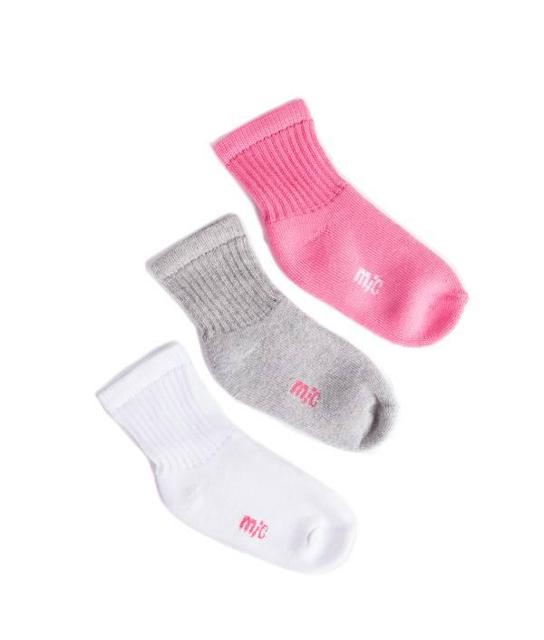 Calcetines tobilleros básicos caminadora