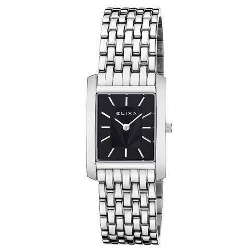 Reloj Beauty Plateado/Plateado 3-L259  - ELIXA