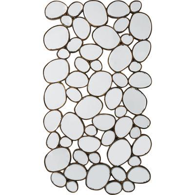 Espejo Water Drops cobre 135x78
