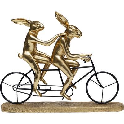 Objeto deco Tandem Rabbits 34cm