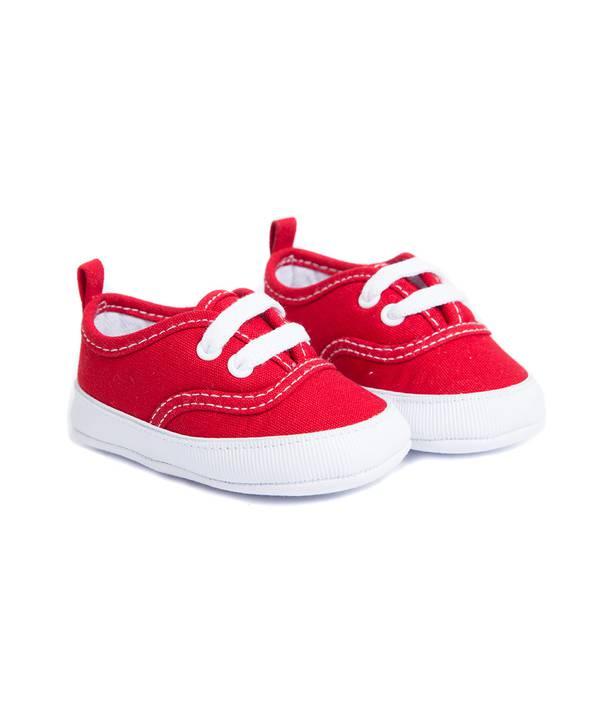 Tenis Bebito Rojos