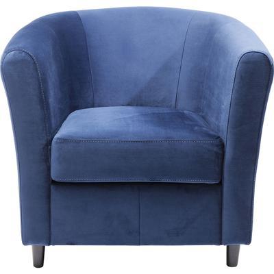 Sillón Africano Velvet Azul
