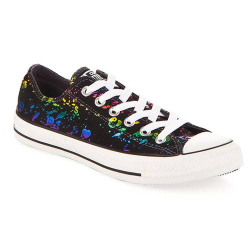 Zapatos Chuck Taylor All Star Black-Print