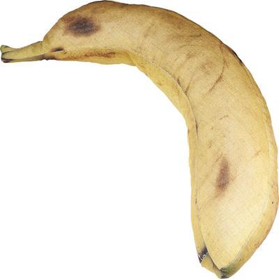 Cojín Shape Banana grande