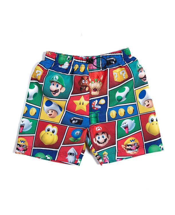 Pantaloneta Baño Niño