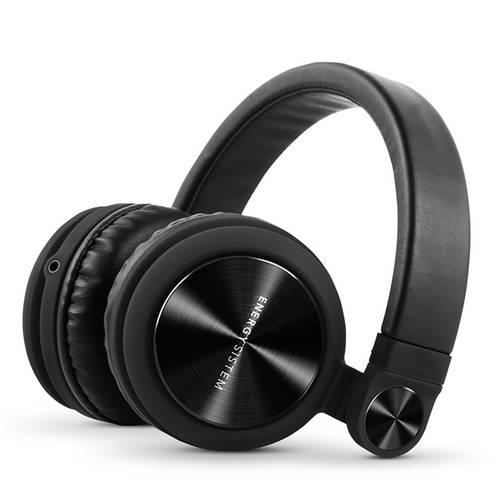 Energy Headphones Dj2 Black Mic 425877 Negro - Energy Sistem