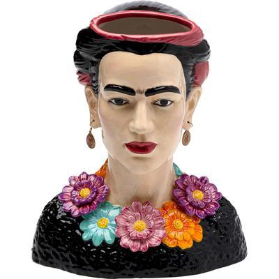 Vasija Frida Flowers