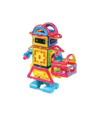 Magformers Walking Robot Set 45 Pcs