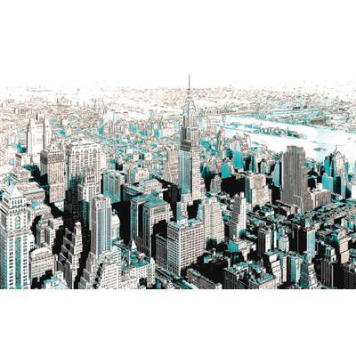 Vlies Fototapete Gotham