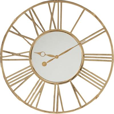 Reloj pared Giant oro Ø120cm