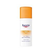 Eucerin Protector Solar Gel Creme Oil Control Toque Seco Facial  50 ml