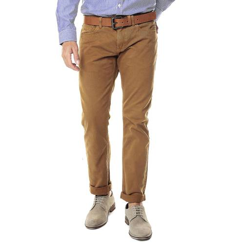 Pantalon para Hombre Cleaverlander Color Siete - Cafe