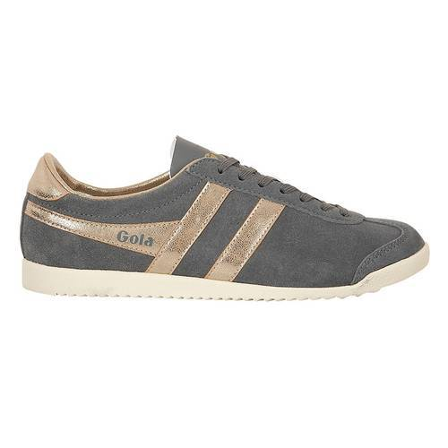 Tenis Mujer Bullet Mirror Cla189 Graphite/Gold A189Gy - Gola