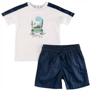 Conjunto Baby Boy Mountain