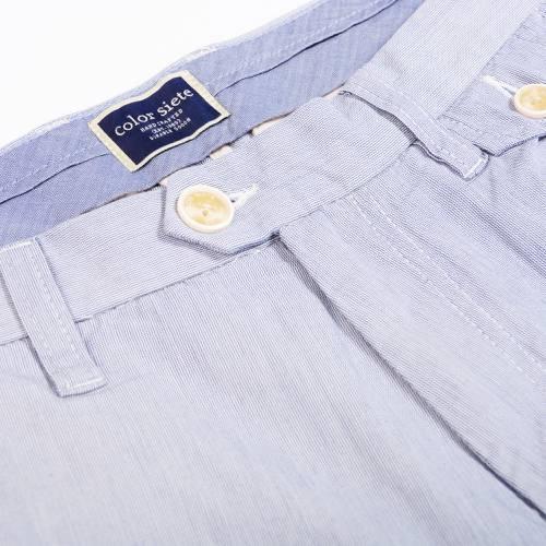 Pantalón Essex Color Siete Para Hombre - Azul