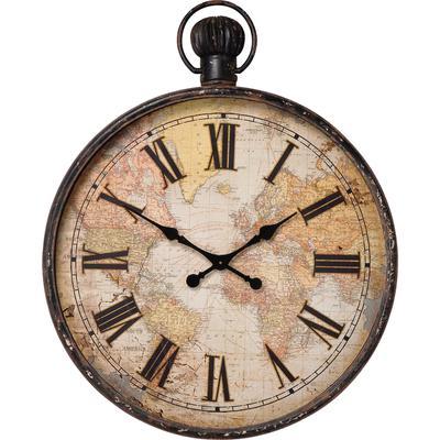 Reloj pared European Map 96cm