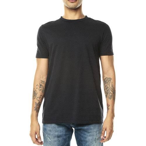 Camiseta Rosé Pistol para Hombre-Azul