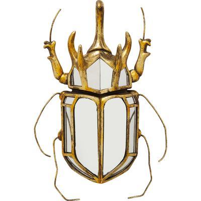 Decoración pared Beetle Mirror