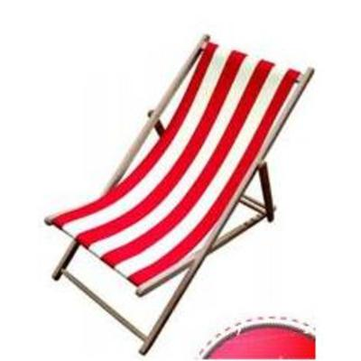 Hamaca Hot Summer rojo/blanco