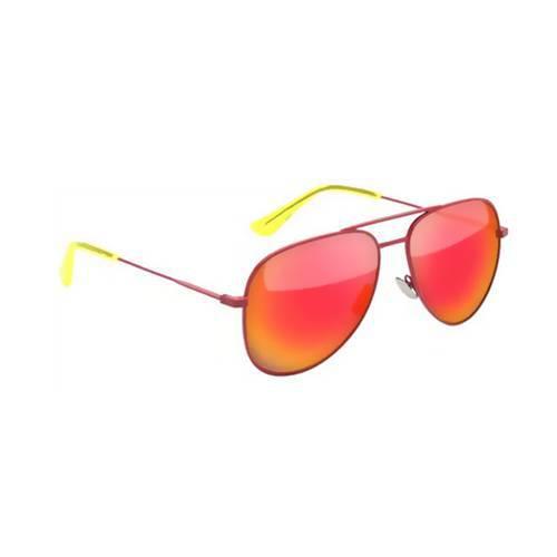 Gafas Sol Saint Laurent Rojo Y Amarillo
