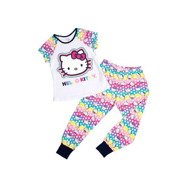 Pijama Niña Hello Kitty