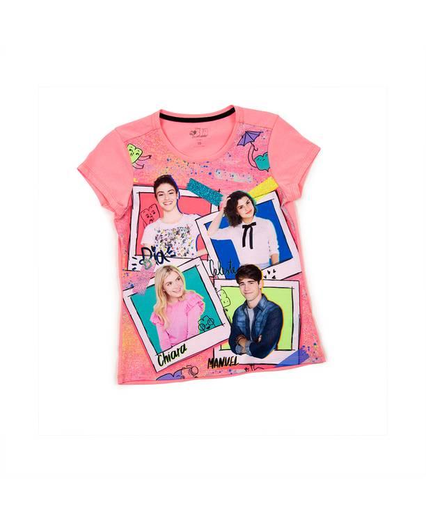 Camiseta Niña Bia