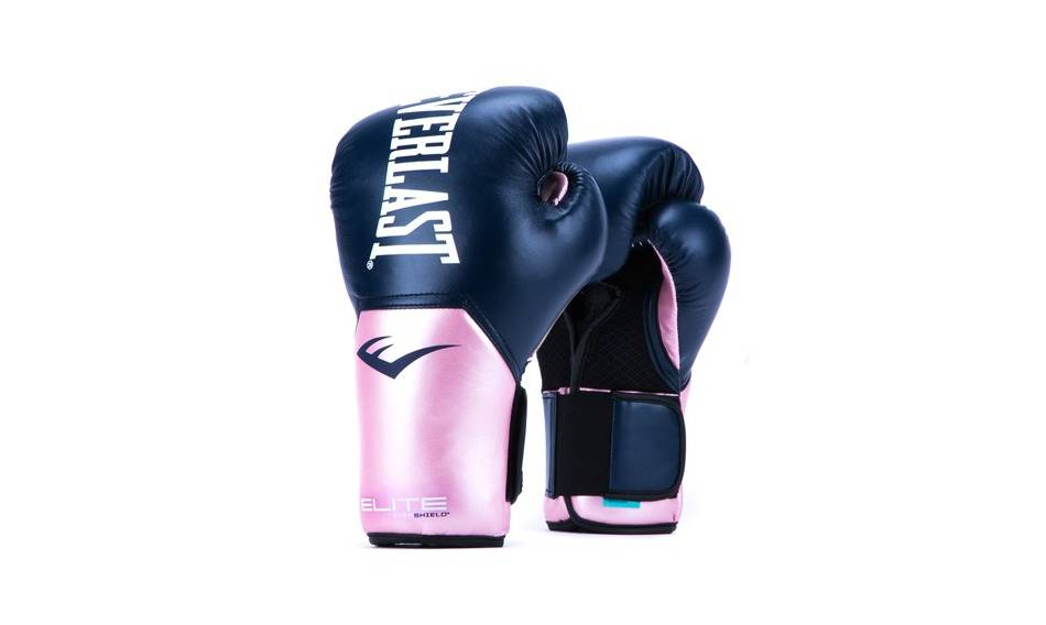 GUANTE DE BOX ELITE 12OZ PK/NA EVERLAST