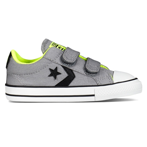 Zapatos Star Player Ev 2V Dolphin-Black-Safety Y