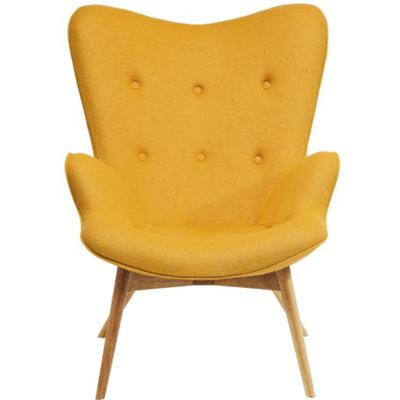 Sillón Angels Wings Eco amarillo