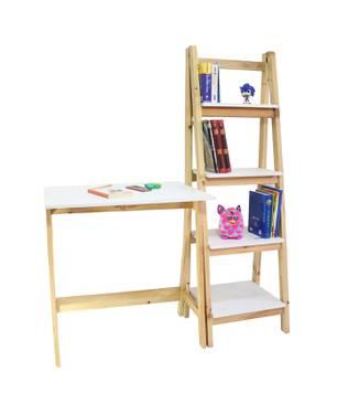 Biblioteca + Escritorio Canada - DKO Design
