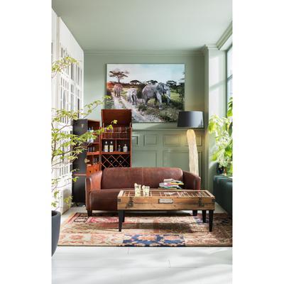 Cuadro cristal Elefant Family 160x120cm