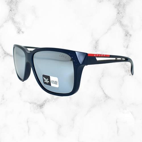 Gafas de sol polarizada con filtro UV 400 Gris - Negro