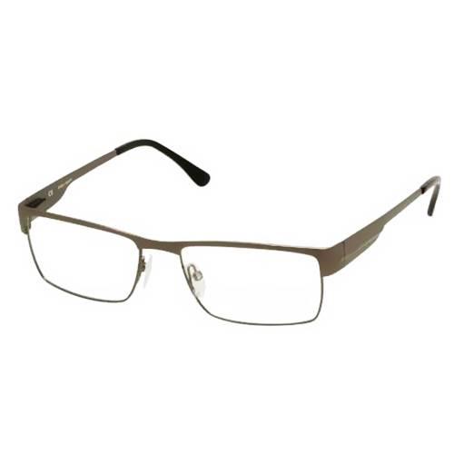 Gafas Oftálmicas Gris-Transparente 8605-627
