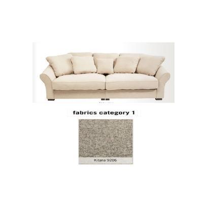 Sofá Kapitel, 2 puestos, tela 1 - Kitana 9206 (246x113x68cms)