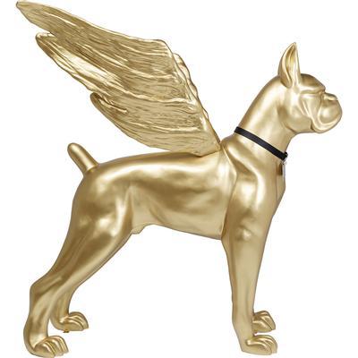 Figura Toto XL oro con alas
