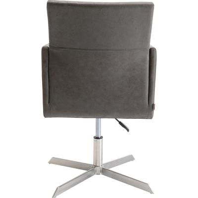 Silla giratoria New York gris