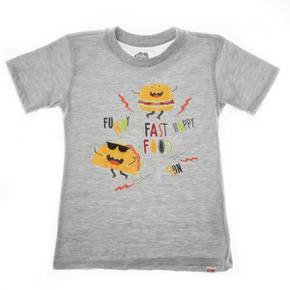 Camiseta manga corta para niño