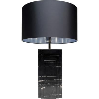 Lámpara mesa Rumba Marble negro