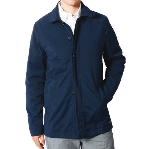 Chaqueta Liviana Business Active Color Siete Para Hombre - Azul