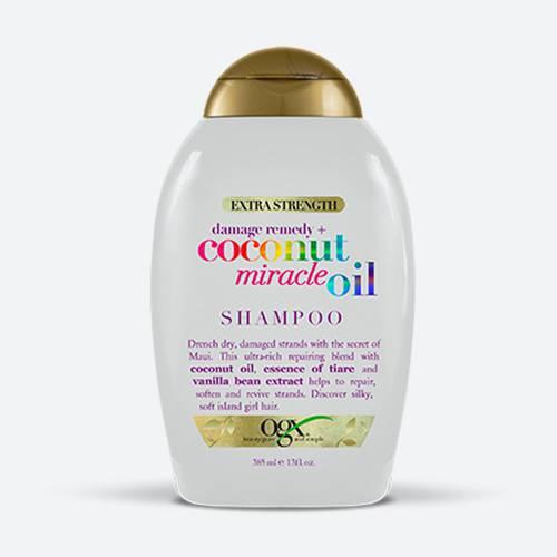 Shampoo Ogx Coconut Miracle Oil