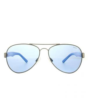 Gafas de sol azul 2-59