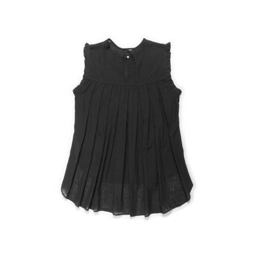 Camisa Color Siete Para Mujer - Negro