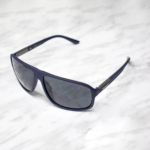 Gafas de sol polarizada con filtro UV 400 Negro - Azul
